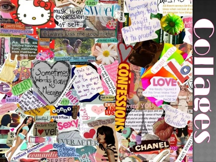 collages power point