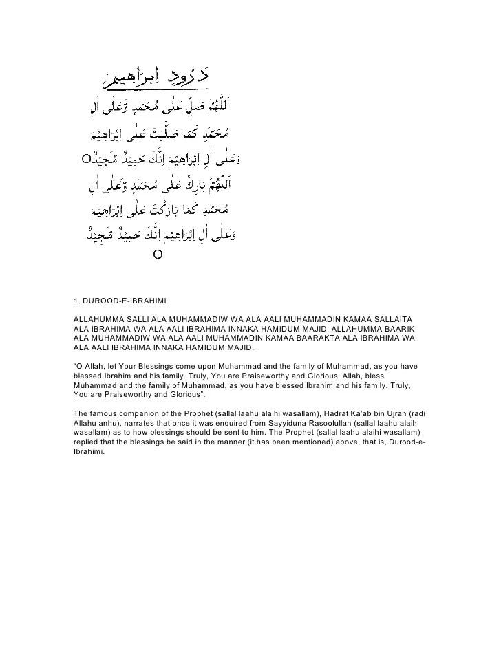 Allahuma Sholi Ala Sayidina Muhammad Wa Ala Alihi Sayyidina Muhammad Arab : allahuma, sholi, sayidina, muhammad, alihi, sayyidina, Collection, Durood, Sharief, English,, Arabic, Translation, Translit…