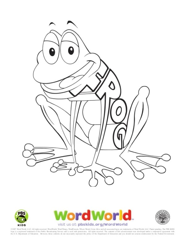 word world coloring pages # 87
