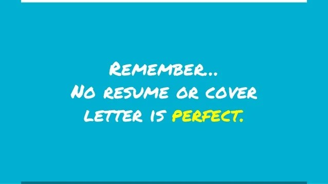 Tutorial 5 Resume  Cover Letter Peer Review T27  T34