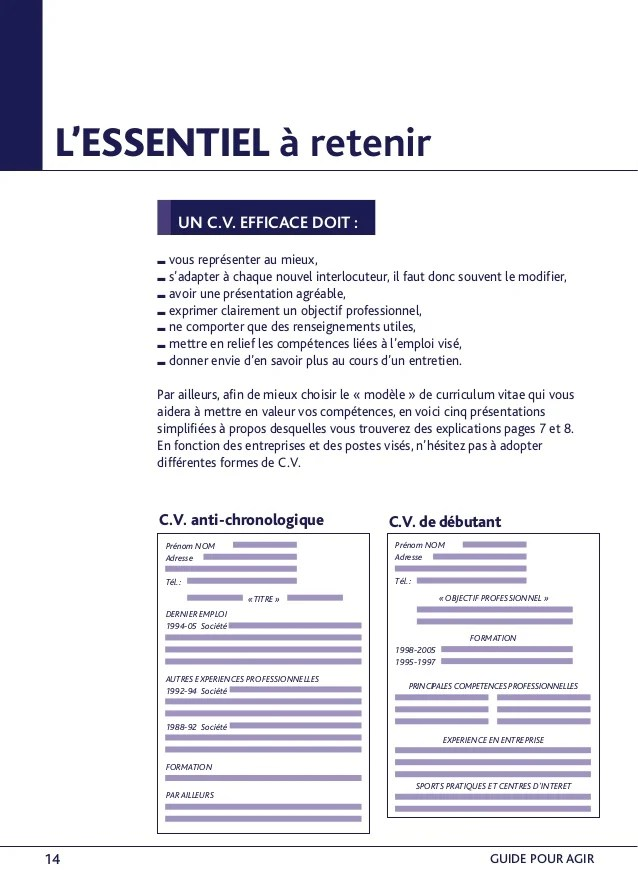 un cv doit il comporter une photo