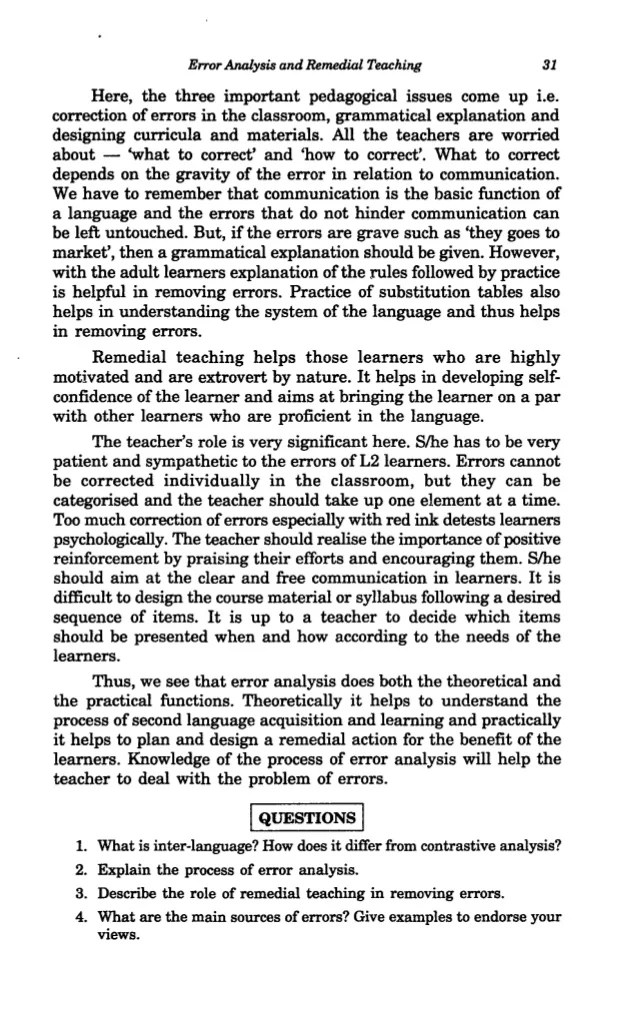 My favorite professor essay