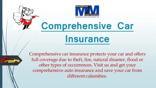 Full Coverage Auto Insurance Quotes Interesting Full Insurance Car Carbkco