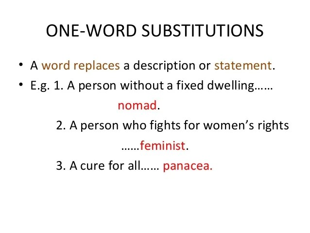 Thesaurus Deeper Meaning