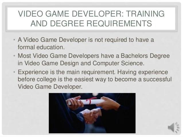 Luke Brady Video Game Development