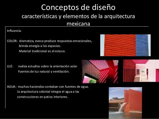Conceptos de restaurante mexicano