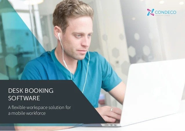 Condeco Desk Booking Brochure