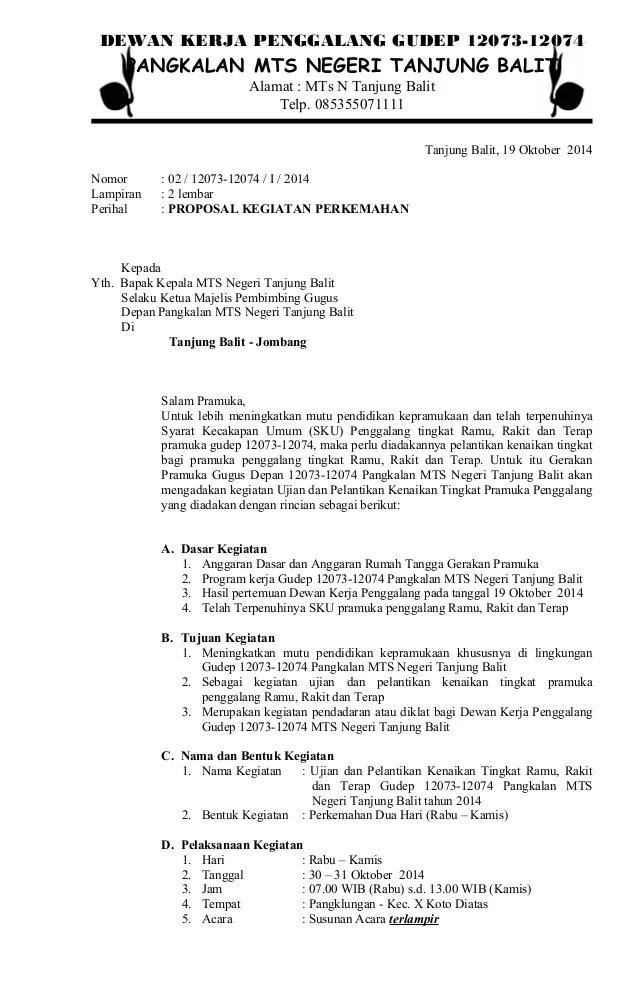 Contoh Penutup Proposal Kegiatan Pramuka : contoh, penutup, proposal, kegiatan, pramuka, Contoh, Proposal-kegiatan