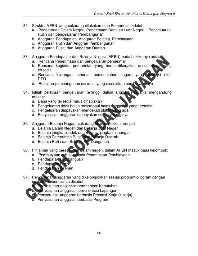 Contoh Soal Dan Jawaban Pkn Kelas X Otonomi Daerah Guru Ilmu Sosial Cute766
