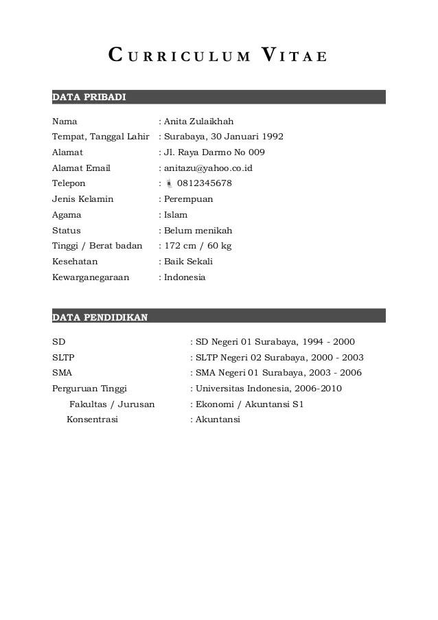 Contoh Resume Skripsi Bahasa Inggris Contoh Tor