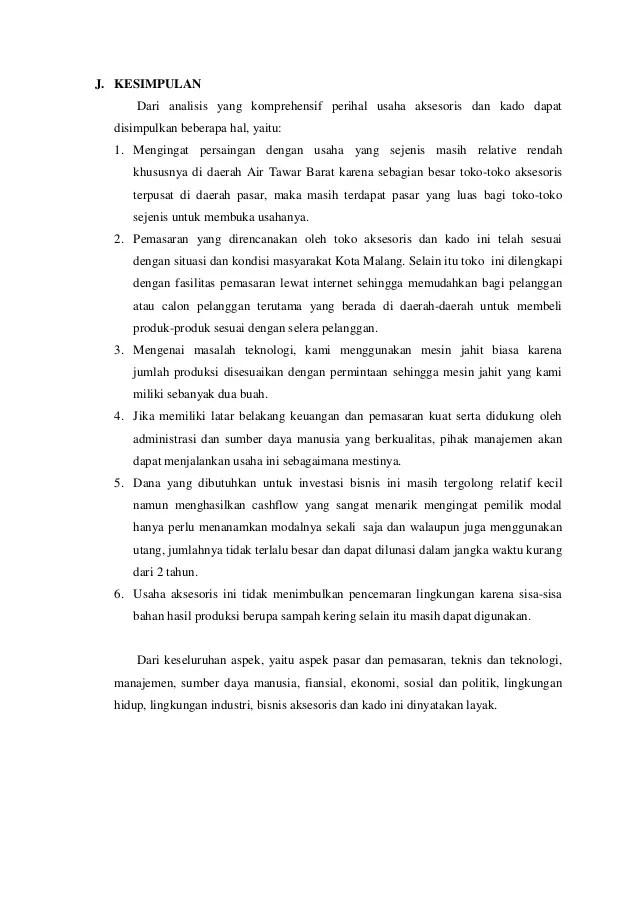 Contoh Laporan Studi Kelayakan Bisnis : contoh, laporan, studi, kelayakan, bisnis, Contoh, Laporan, Studi, Kelayakan, Bisnis, Rendangmu