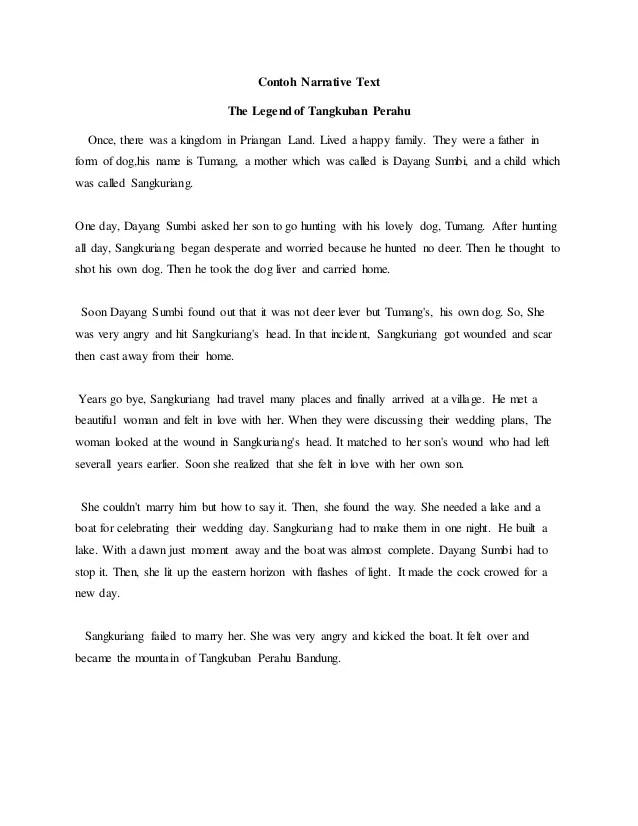 10 Contoh Descriptive Text dalam Bahasa Inggris   Sederet.com