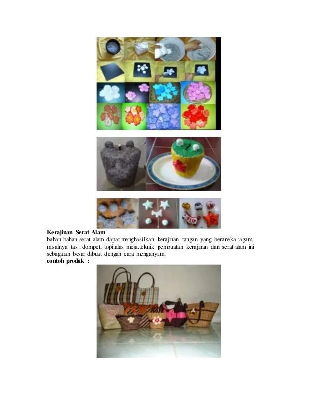 Contoh Produk Kerajinan Dari Bahan Buatan : contoh, produk, kerajinan, bahan, buatan, Terbaru, Contoh, Kerajinan, Tangan