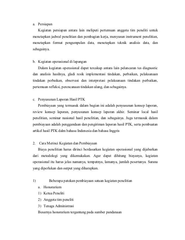 Contoh Proposal Kegiatan Ilmiah Sederhana Sekolah Mosi Cute766
