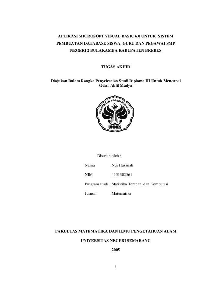 Contoh Makalah Jurnal Skripsi Tesis Berotoh Cuitan Dokter
