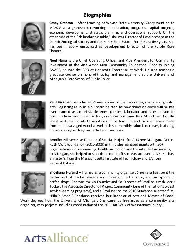 SAMPLE Conference Program