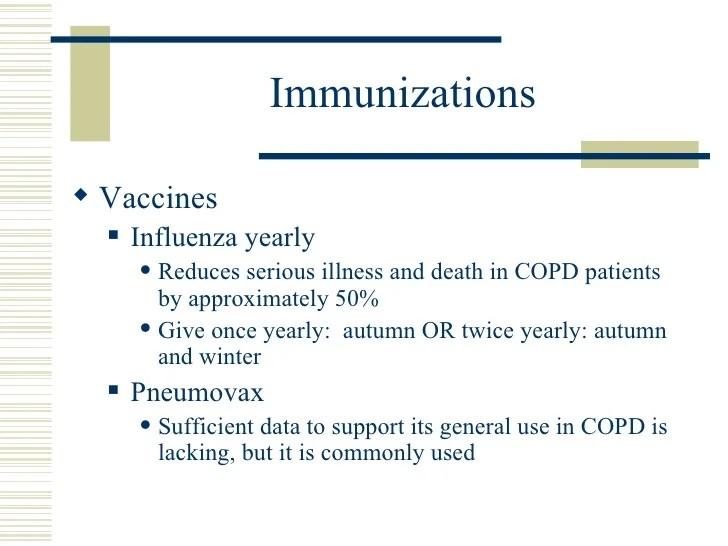 Copd Gold Treatment Guidelines - Kronis c