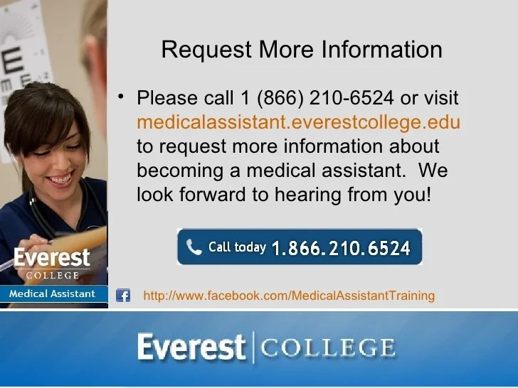 Become a medical assistant instructor
