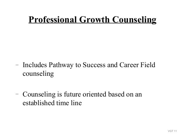 Examples Oriented Counseling Positive Event