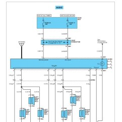 G Body Steering Column Wiring Diagram Sequence For Email System Hyundai County Electrical Troubleshooting Manual Controller Audio E2qd021b 76 Sd 62 Schematic