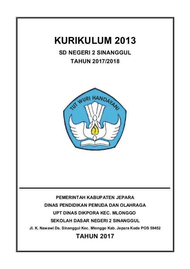 Dokumen 1 Kurikulum 2013 Sd : dokumen, kurikulum, Dokumen, Kurikulum, Tahun, Tentang