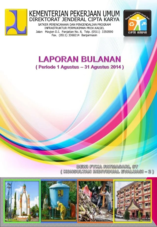 Check spelling or type a new query. Cover laporan bulanan fyka