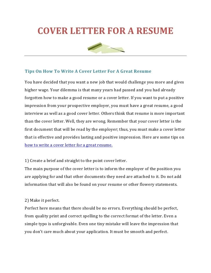 Cover Letter Dear Or Attention Curriculum Vitae Formato