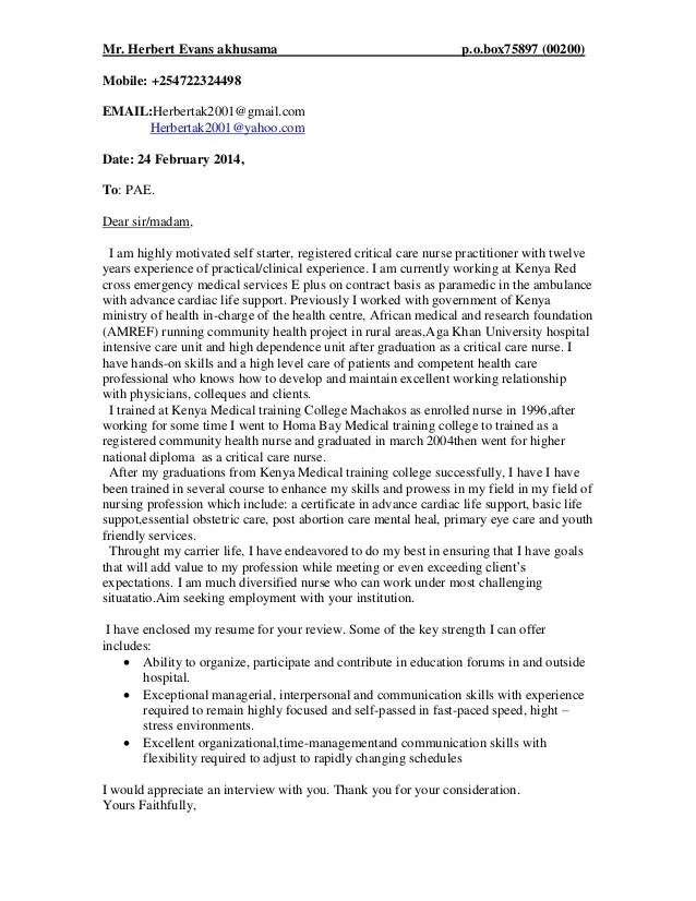 Paramedic Cover Letter Olala Propx Co
