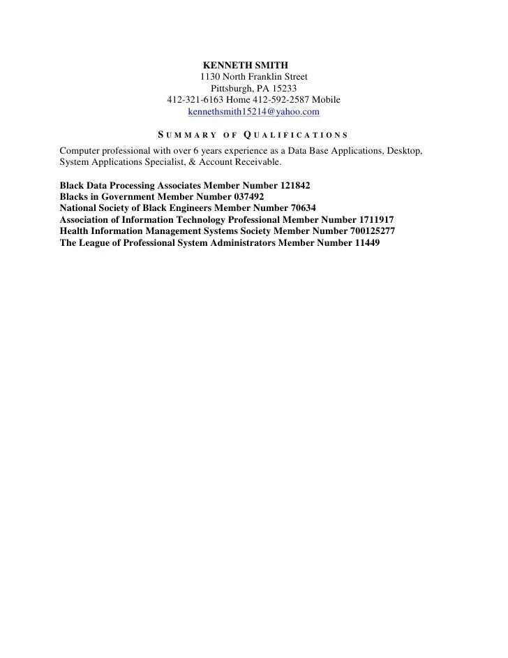 Cover Letter Seeking Employment
