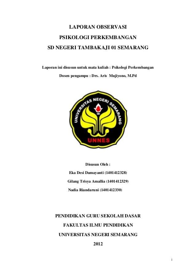 Contoh Cover Tugas Makalah Kuliah Jawat Kosong Cute766