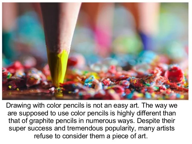 Creating Colored Pencil Art: Tips For Beginners