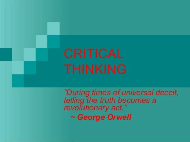 online critical thinking games for adults Critical thinking: where to begin the foundation offers accredited online courses in critical thinking for both educators and the general public.