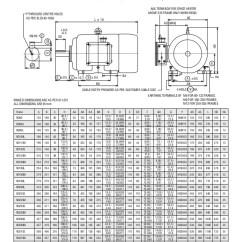 Weg W21 Wiring Diagram 7 Pin Plug Motor Sizes - Impremedia.net