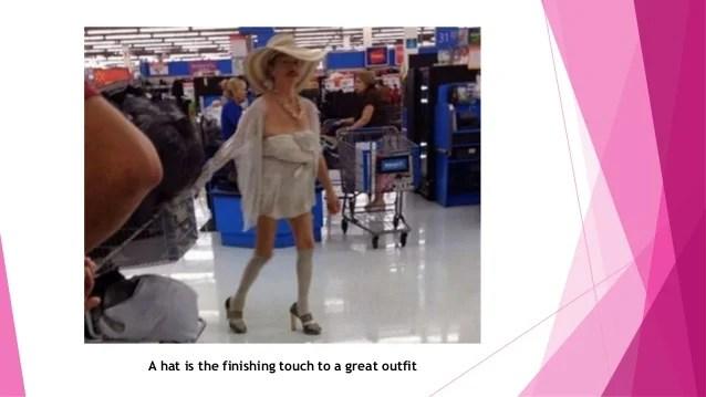 Crossdressers at Walmart