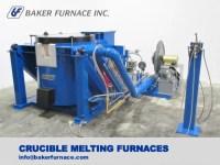 Crucible Furnace by Baker Furnace