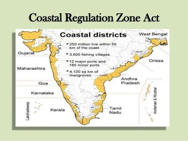 Image result for coastal regulation zone