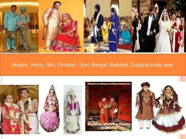 Dress of widow in our indian culture also clothing for different and religion rh slideshare