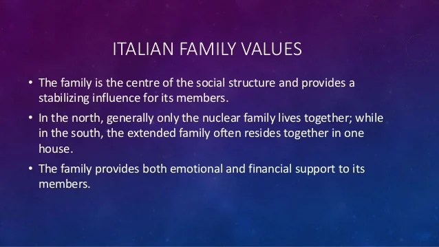 Family Social Structure