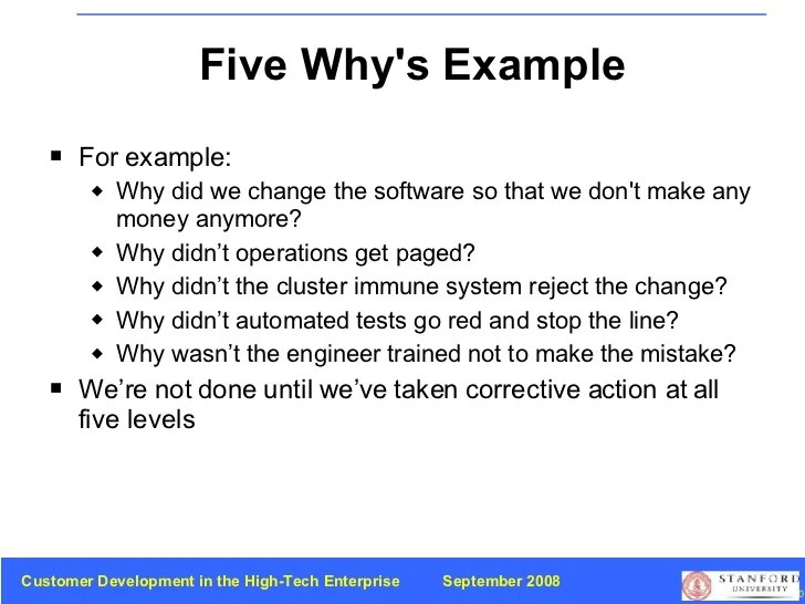 5 Whys Template Health Care