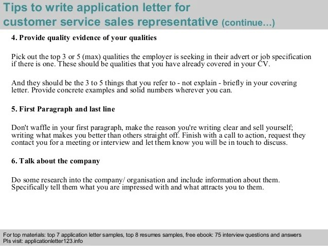 customer service representative interview answers
