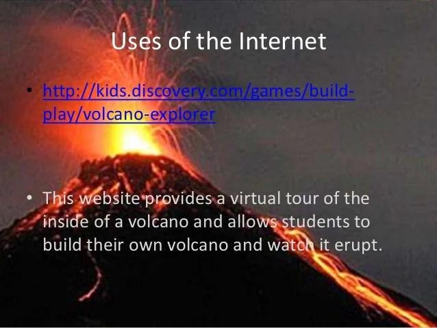 Mat Module Volcanoes