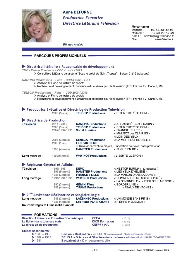 Madison : Type of application europass