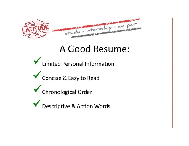 How To Write A Good Resume Examples Create My Resume Best Payroll