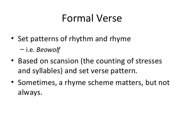Cw Typesof Poetry