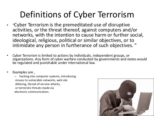 Cyber Terrorism Essay Cyber Terrorism Essay Best Ideas About