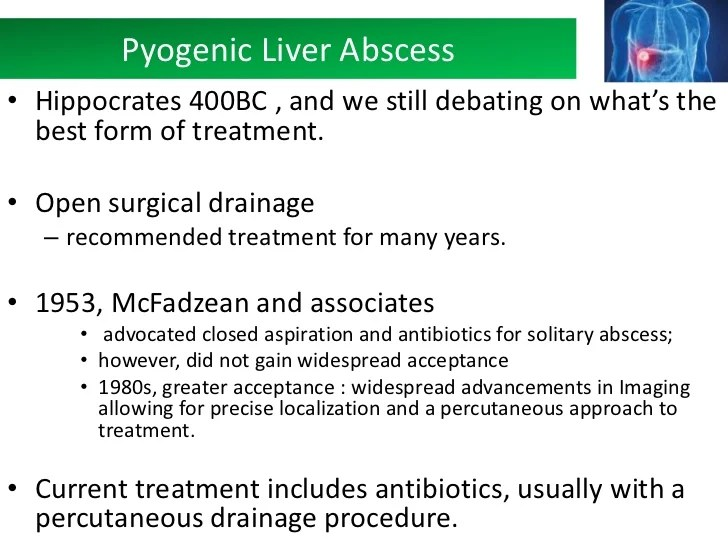Cystic diseases of liver
