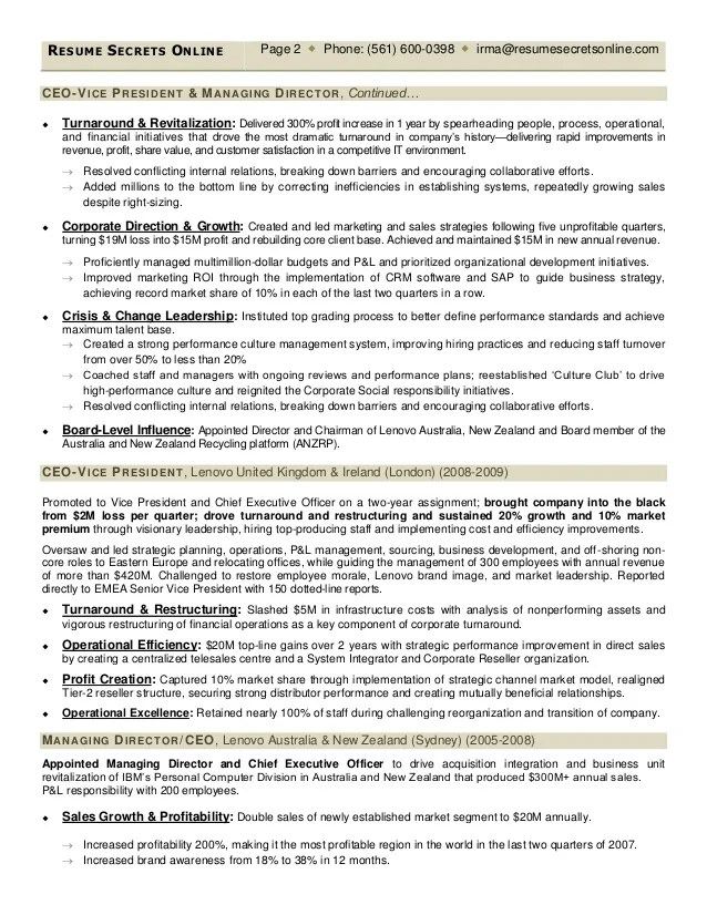 Marketing Resume Objective Statement Oil And Gas Cover Letter