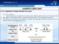 AASHTO HL-93 Live Load - Bing images