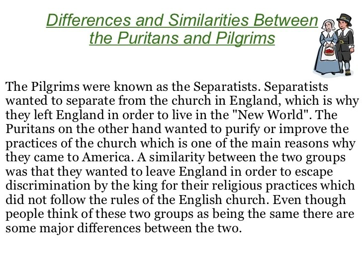 What Did Puritans Look