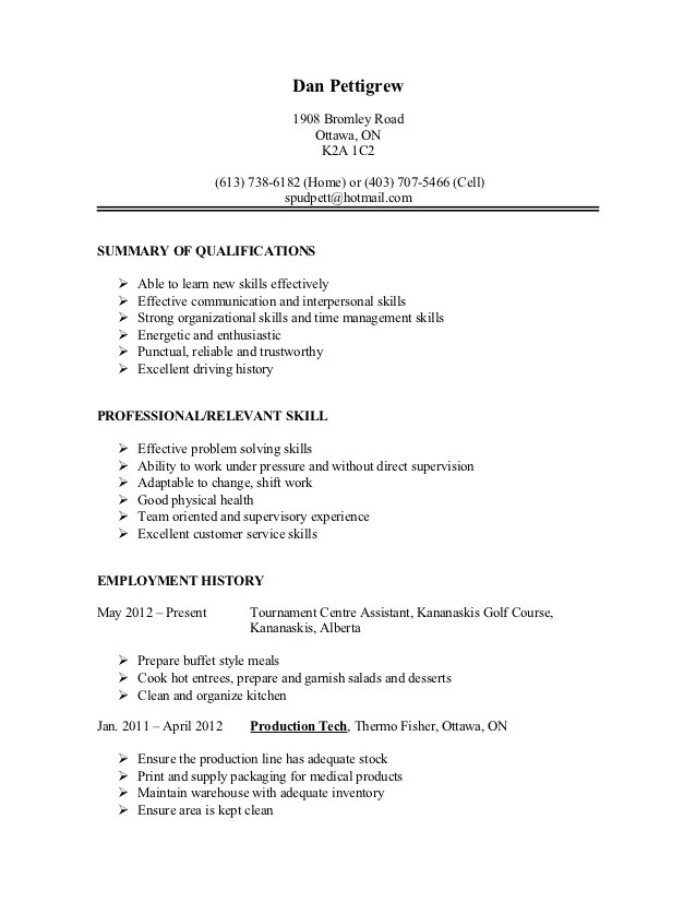 Auto Body Shop Resume Resume Ideas